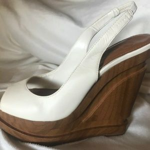 Super Cute Jessica Simpson Wedge Sandals NWOT